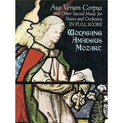 Ave Verum Corpus And Other Sacred Choral Music