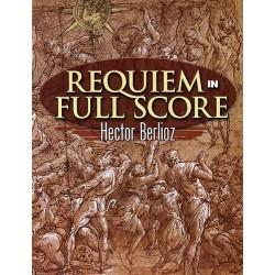 BERLIOZ : REQUIEM OP.5 IN FULL SCORE